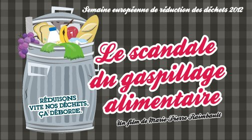 134.4 -  Le scandale du gaspillage alimentaire