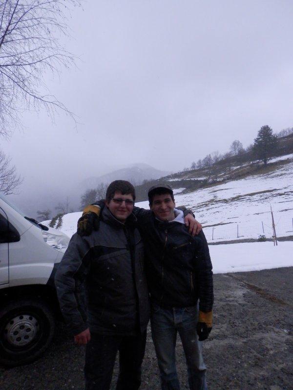 142 - Travaux d'hiver....:)