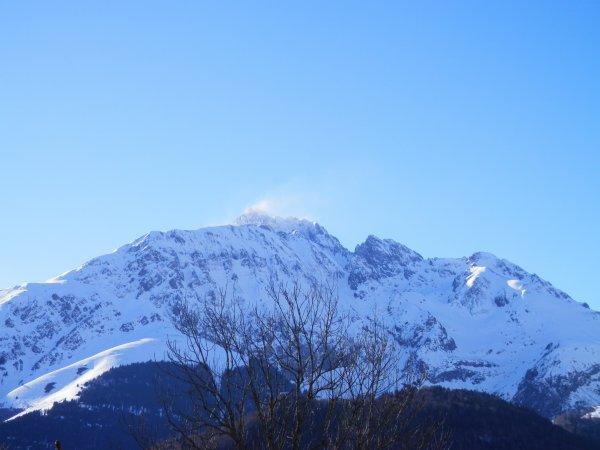 142.1  - Travaux d'hiver (suite) - Nouvelle  virée pyrénéenne ce  6 février  2014
