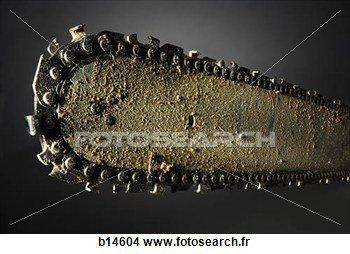 148.2 - Affûter sa chaîne de tronçonneuse (affûtage à la lime et au guide FF1)