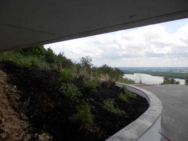 157 - Aménagement de plantations : Juin/Juillet 2014