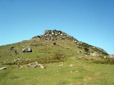 162.4 - Randonnée  au Pays Basque : Le Mondarrain
