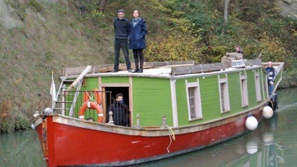 170.3 - Le Canal du Midi diffusé le 8/11/2014 sur  France 3 Midi-Pyrénées et Languedoc-Roussillon