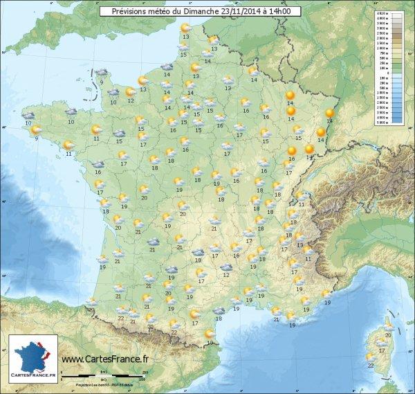 173.1 - St Clément (le23 novembre) montrera comment l'hiver se passera .