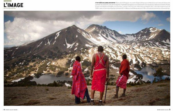 174.3 - Du pays Massaïs aux Pyrénées