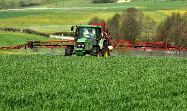 177.1 - Le Roundup et autres herbicides provoquent une remontée à la surface des pesticides !