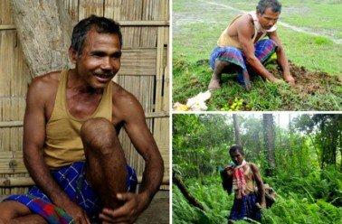 179.4 - Jadav Payeng, l'homme qui a fait pousser une forêt entière sur un banc de sable