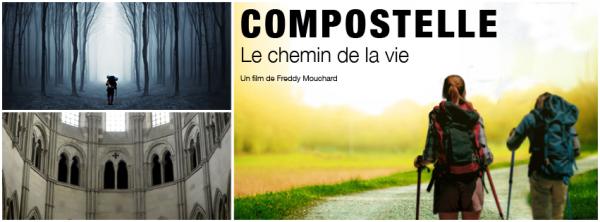 """183.2 - """"Compostelle, le chemin de la vie"""" la Bande annonce du  Film"""