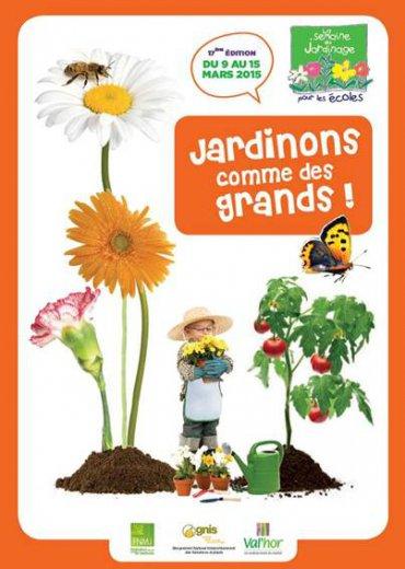 187.4 - Des cours pour apprendre le jardinage écologique aux enfants