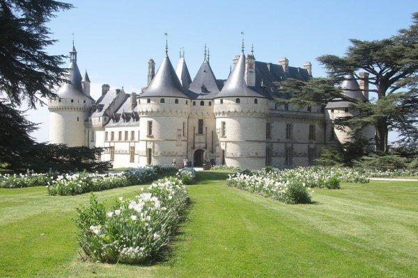 197.3 - C'est le 24ème Festival International des jardins à Chaumont sur Loire  ....