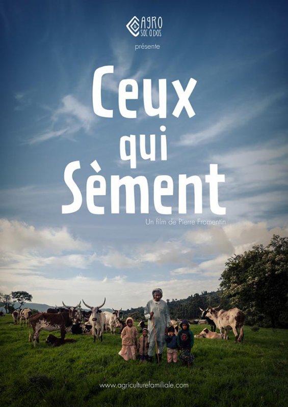 """TROIS  FILMS : """"Ceux qui sèment ...."""" - """"La clef des terroirs""""-  """"Insecticide mon amour """""""