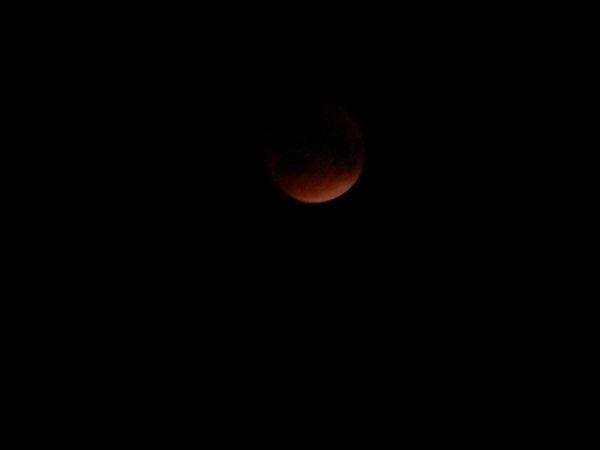 """Une """"super-Lune de sang"""" sera  visible depuis la France la nuit prochaine  !"""