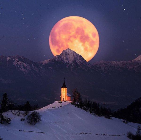 prochaine lune
