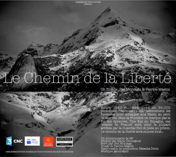 Le-chemin-de-la-Liberte-documentaire-sur-les-evades-de-France-durant-la-seconde-guerre-mondiale
