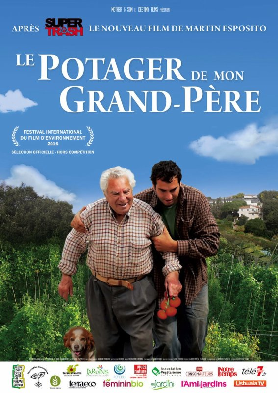 Film : « Le Potager de mon grand-père » : un hymne à la paysannerie