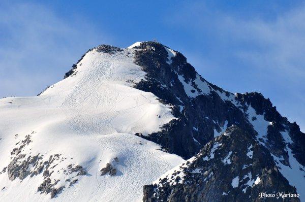 TERRE-MERE - Pèlerinage au sommet des Pyrénées ANETO (juillet 2013)