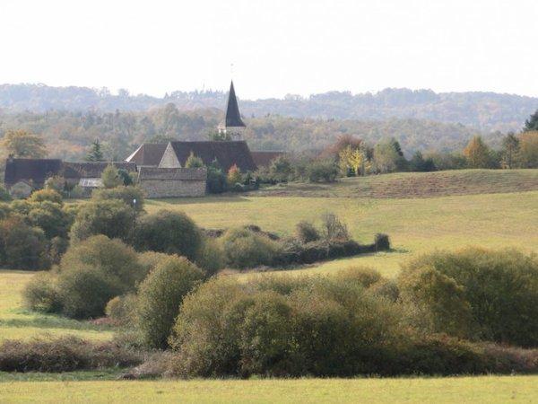 Déserté, un petit village de Dordogne reprend vie en misant tout sur le bio !