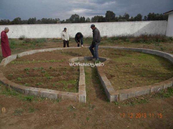 Brachoua : la permaculture sort un village de la misère