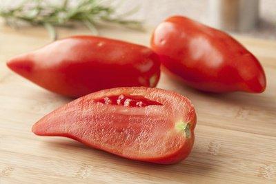 Différences entre tomates paysannes et tomates en culture conventionnelle... CQFD