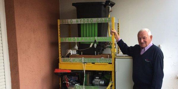 Le méthaniseur domestique transforme nos déchets en électricité et un micro centrale hydro-électrique domestique....