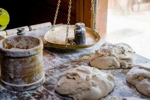 Un boulanger ... pas comme les autres :)