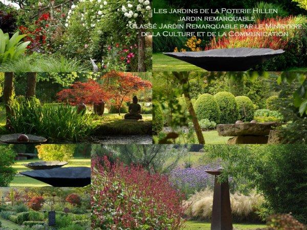 Avez-vous envie de participer aux Rendez-vous aux jardins 2017 les 3 & 4 juin, aux jardins de la Poterie Hillen