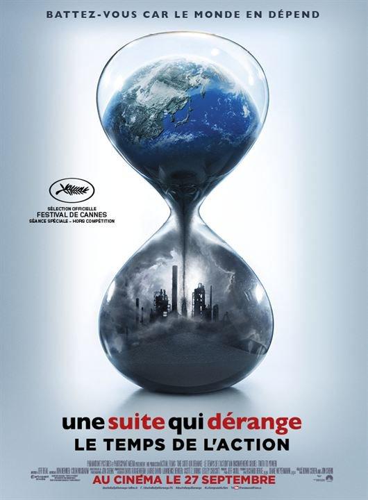 """Il est temps d'agir ! Découvrez la bande-annonce de """"UNE SUITE QUI DÉRANGE : LE TEMPS DE L'ACTION"""", le nouveau film d'Al Gore au cinéma le 27 septembre."""