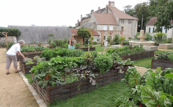 C'est un jardin extraordinaire… Le Jardin RIOMET