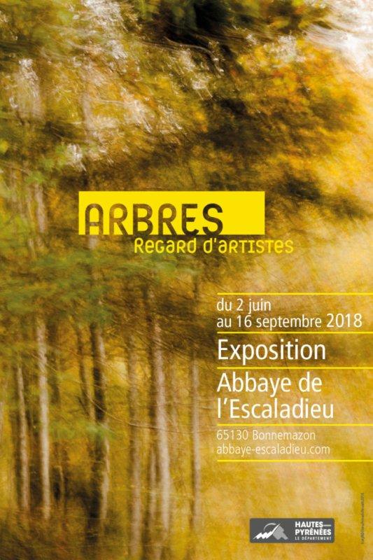 Exposition estivale Arbres, regards d'artistes  Du 2 juin au 16 septembre 2018