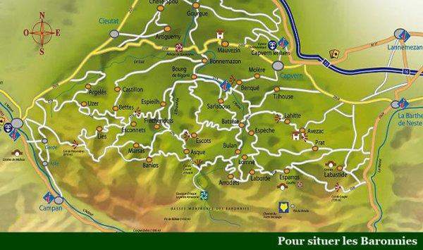 Insolite :  Le pied-mont Pyrénéen, vous connaissez ?
