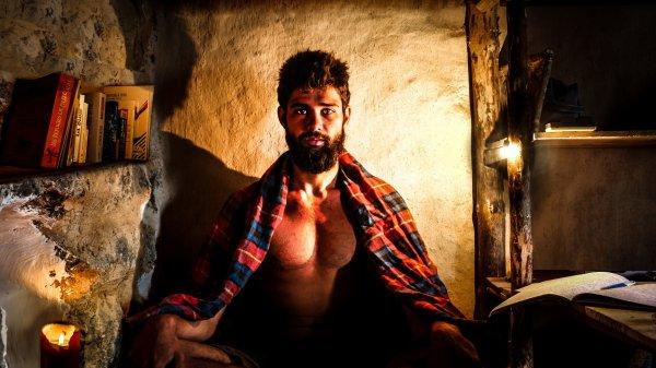 Jacob Karhu, Un nouvel ami ermite,dans les Pyrénées  et la poésie .....qui fleurit son quotidien .