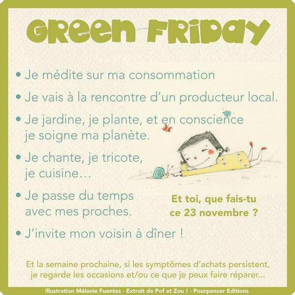 Green friday...