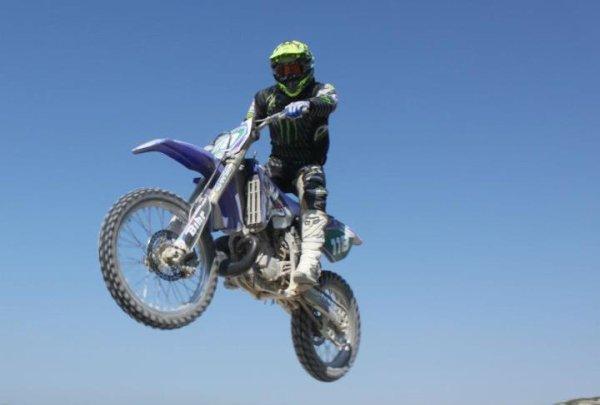 Motocross sangatte