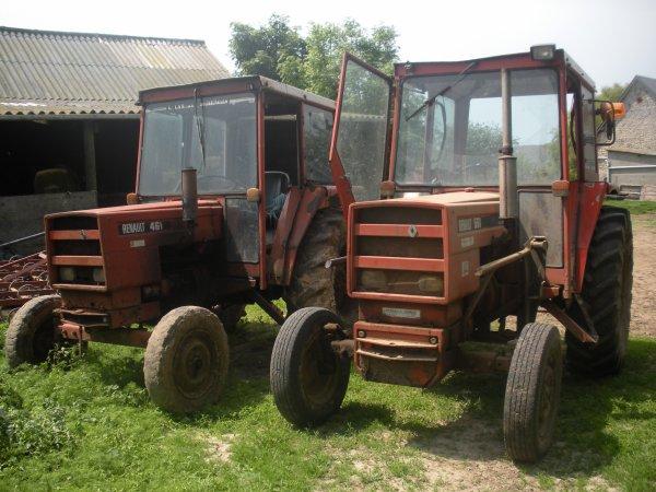 renault 461 et 551