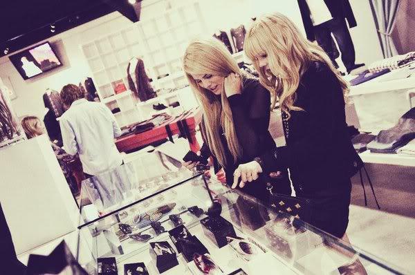 Shopping :D
