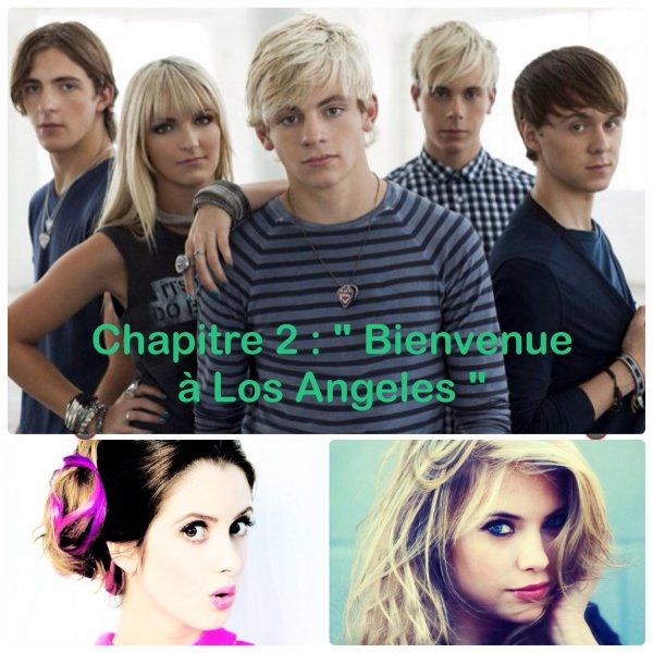"""Chapitre 2 : """" Bienvenue à Los Angeles """""""