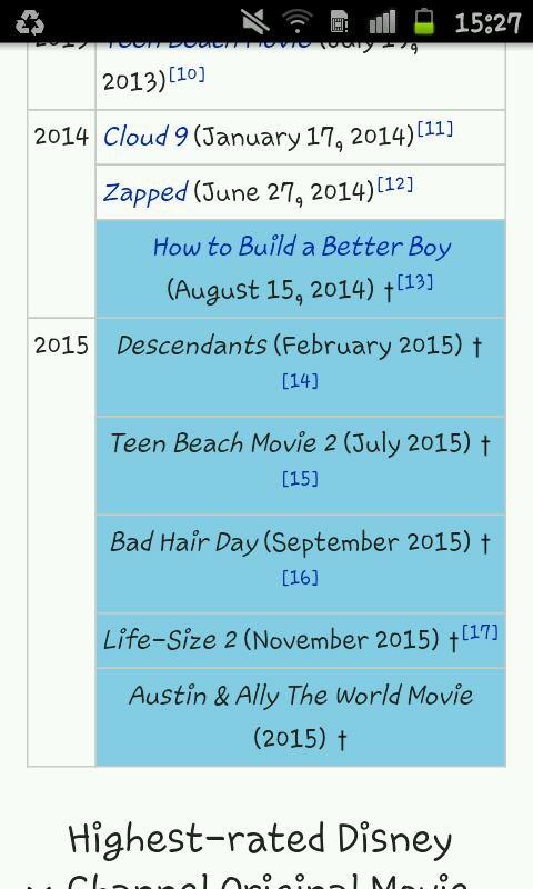Les amis c'est officiel !!!! Il y a un film Austin et Ally en 2015 !!!!!! Droit au remixe !!!!!