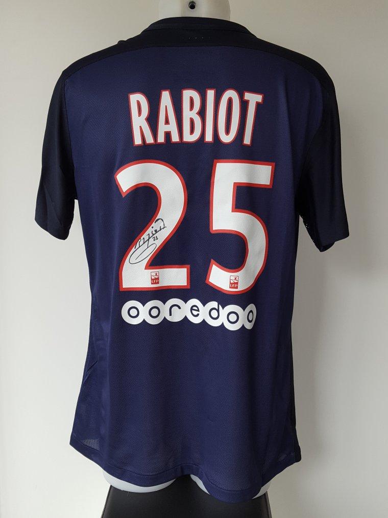 Maillot THIRD Paris Saint-Germain Adrien RABIOT