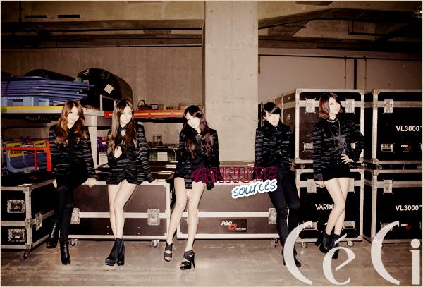 17/o1/12 : Photoshoot pour Céci ! Elles sont superbes *-* ♥