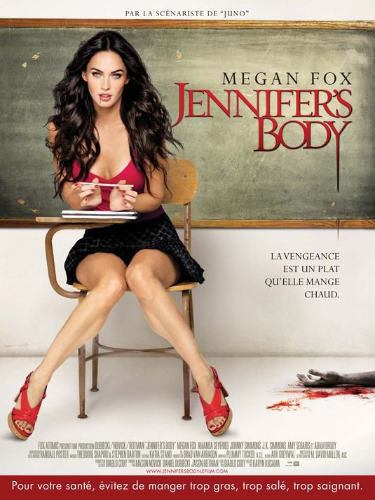 • ••  .Jennifer's Body. •• ★ •