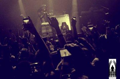 Photos: Lil Wayne joue dans Durban, Afrique du Sud