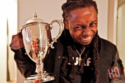 """Photos: Lil Wayne nommée l'une des EA Sports «Les joueurs les plus influentes"""""""