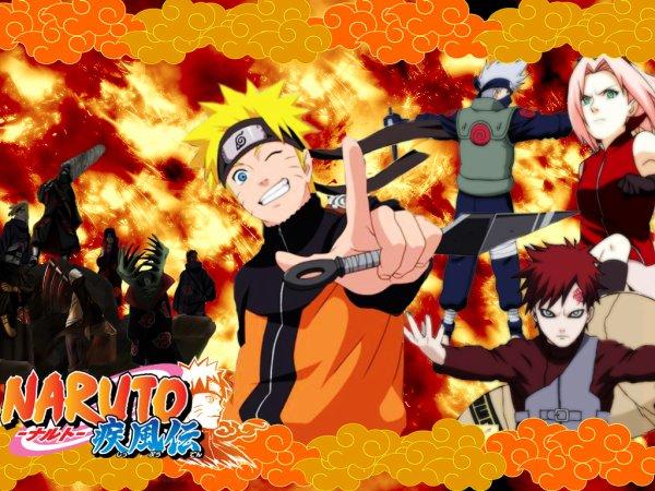 Présentation du manga Naruto