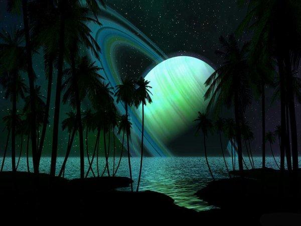 Du haut de Saturne, je vous observe. S'il est maintes plaisirs au monde, celui-là est bien le plus intense et le plus jouissif.