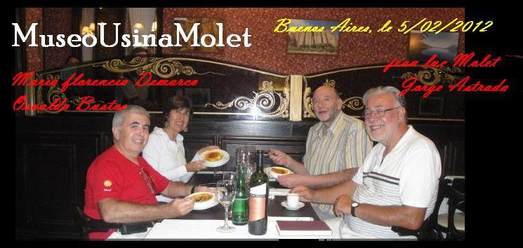 ALFRED MOLET