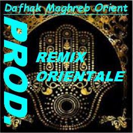 Dafhak Maghreb Orient .REMIX Khalik ganbi / wa gowa galbi BY Dafhak PROD...