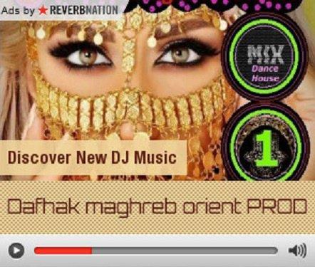 Dafhak maghreb orient REMIX prod. - from nouveau sons / clip remix