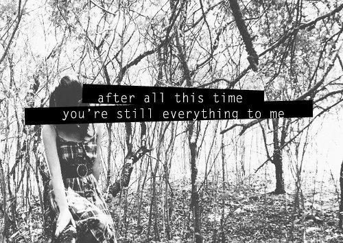 .   Tu es entré dans mon coeur sans même y être invité, mais au fond de moi, je savais que c'était toi que j'attendais... .