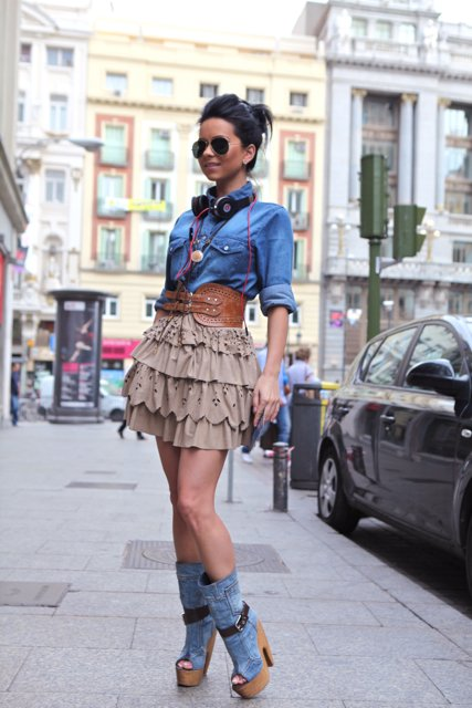 Inna a Madrid