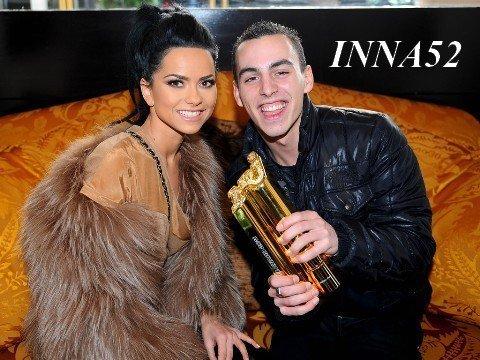 INNA aux nrj music awards 2011.elle est très belle .non ?
